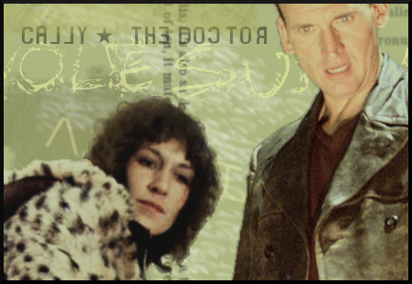 Cally and the Doctor